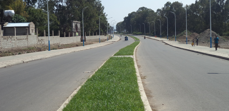 HAWASSA City ROAD
